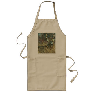 Dear / Buck / White-tailed Deer Long Apron