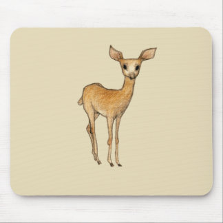 Dear deer mouse pad