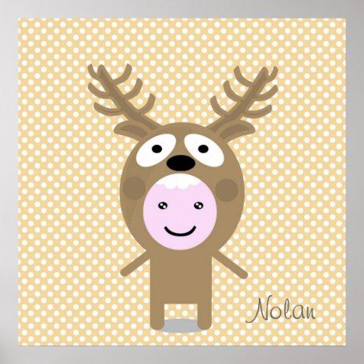 Dear Deer Print