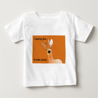 Dear Deer Product Line Baby T-Shirt