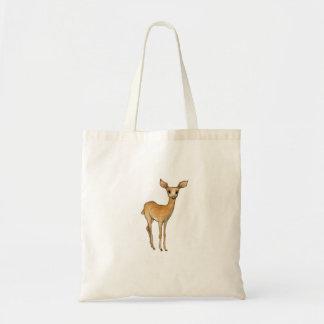 Dear deer tote bag