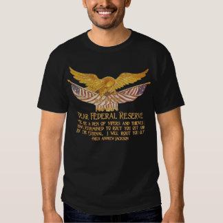 Dear Federal Reserve T Shirts