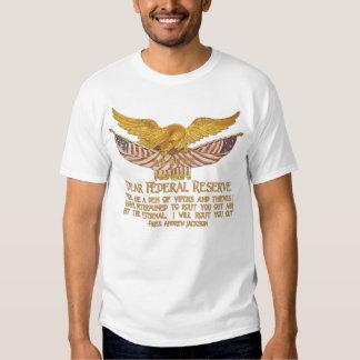 Dear Federal Reserve Tshirt