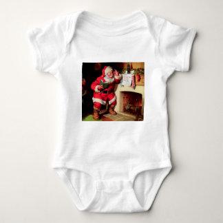 Dear Santa... Baby Bodysuit
