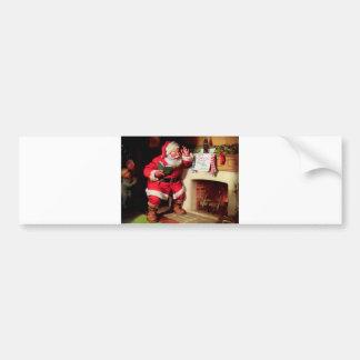 Dear Santa... Bumper Sticker