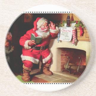 Dear Santa... Coaster
