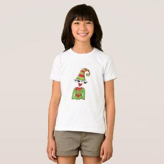 Dear Santa Funny elf kids t-shirt