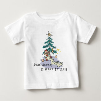 Dear Santa I Want It All T-Shirt