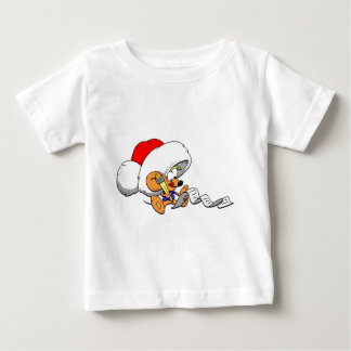 Dear Santa Mouse Baby T-Shirt
