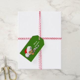 Dear Santa Mouse Christmas List Gift Tags