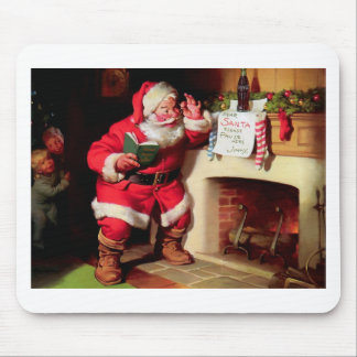 Dear Santa... Mouse Pad