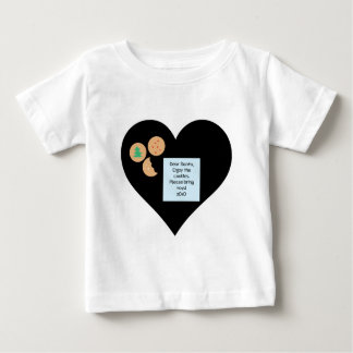 Dear Santa - Please Bring Toys Baby T-Shirt
