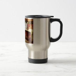 Dear Santa... Travel Mug