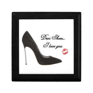 Dear Shoes....I love you Gift Box