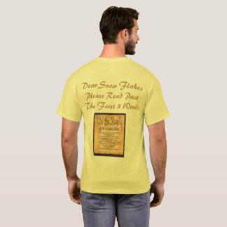 Dear Snowfllakes T-Shirt
