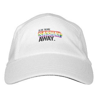 Dear Trump - Sashay Away - - LGBTQ Rights -  Hat