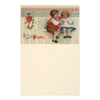 Dearest Valentine Stationery