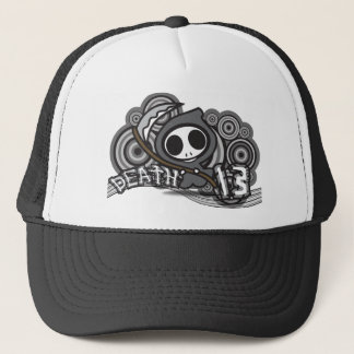 Death_13 Trucker Hat