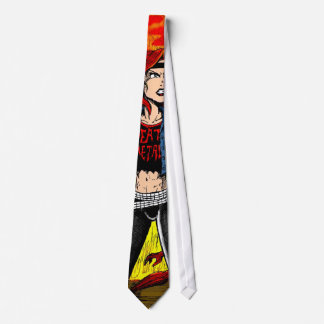 Death And Grind Tie
