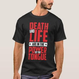 Death and Life T-Shirt(Black) T-Shirt