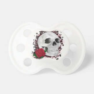 Death By Beauty Design Pacifier