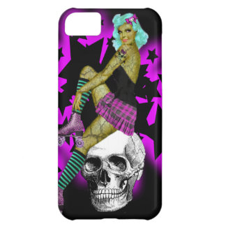 Death by Derby iPhone 5C Cover