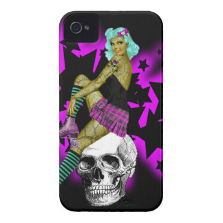 Death by Derby Case-Mate iPhone 4 Cases