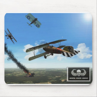 Death from Above Mouse Pad