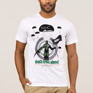 Death From Above // Rick Jenkins Edition T-Shirt