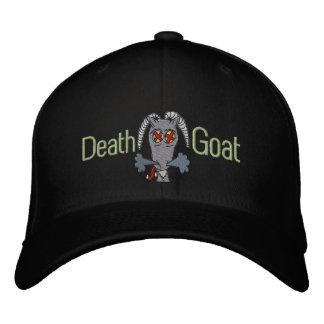 Death Goat Tactical Cap