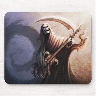 Death Guitarist Mousepad