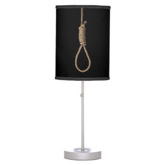 Death hanging hanging table lamp