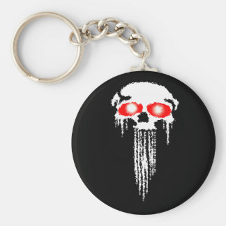 Death Head Keychain