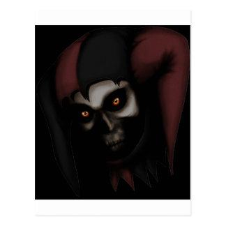 Death Jester.jpg Postcard