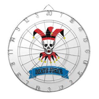 death joker art dartboards