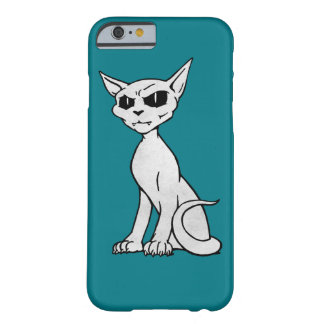 Death Kat Barely There iPhone 6 Case