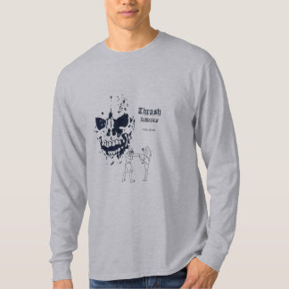 Death Kick Long Sleeve Tshirt