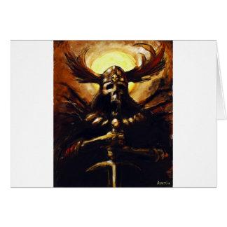 Death Knight Card