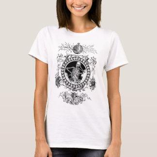 Death Lounging-vintage sketch T-Shirt