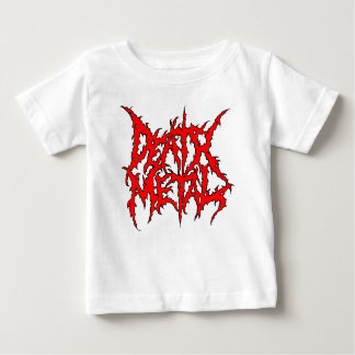 Death Metal Baby T-Shirt