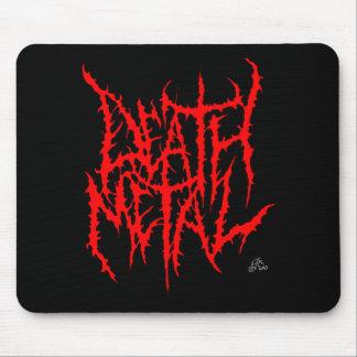 Death Metal Mouse Pad