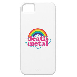 Death Metal Rainbow! Case For The iPhone 5