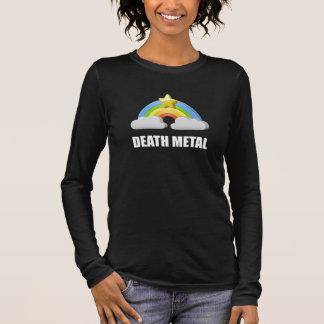 Death Metal Rainbow Long Sleeve T-Shirt