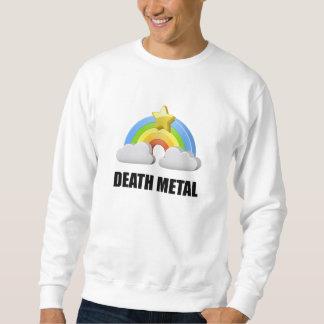 Death Metal Rainbow Sweatshirt