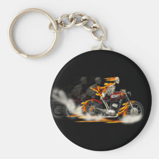 Death Metal Riders 100 Keychain