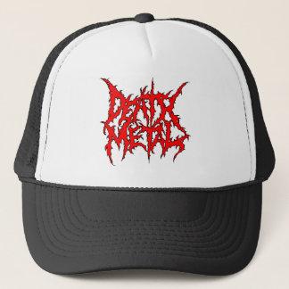 Death Metal Trucker Hat