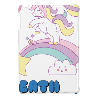 Death Metal unicorn Case For The iPad Mini
