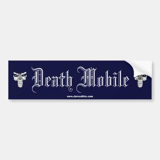 Death Mobile Bumper Sticker