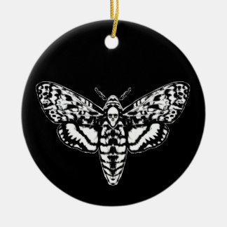 Death Moth Ornament