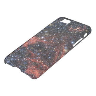 Death of a Star - Red Wispy Remains of Giant Super iPhone 7 Case